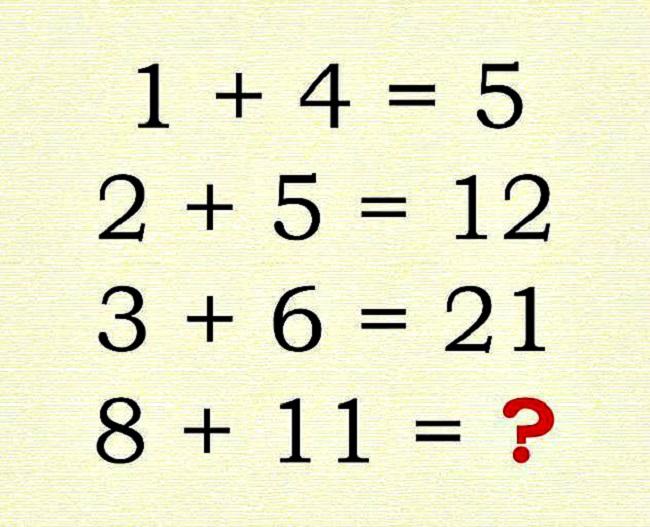 indovinelli matematici