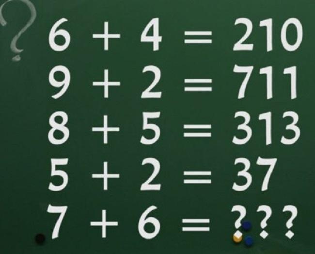 quiz 7+6 soluzione