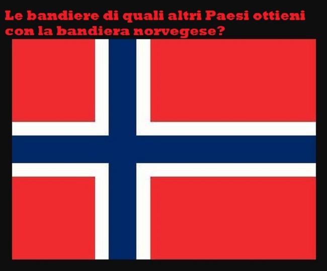 bandiera norvegese quiz