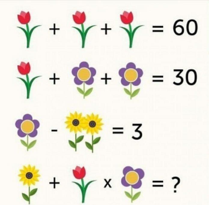 indovinello tulipani