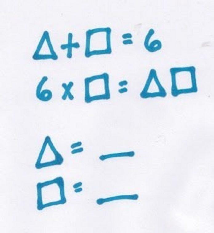 quiz quadrato triangolo