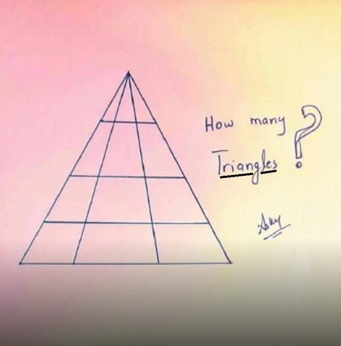 quanti triangoli